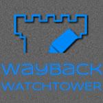 Wayback Watchtower Logo