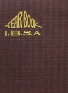 1929 Yearbook I.B.S.A