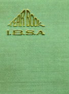 1933 Yearbook I.B.S.A