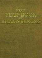 1937 Yearbook of Jehovah's Witnesses