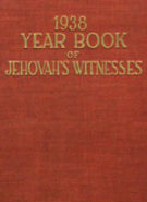 1938 Yearbook of Jehovah's Witnesses