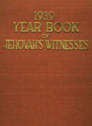 1939 Yearbook of Jehovah's Witnesses