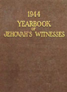 1944 Yearbook of Jehovah's Witnesses