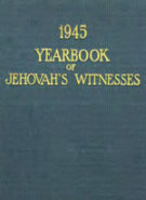 1945 Yearbook of Jehovah's Witnesses