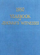 1950 Yearbook of Jehovah's Witnesses