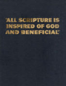 si-E All Scripture Is Inspired Of God and Beneficial (1963) PDF