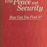 True Peace and Security How Can You Find It? (1986)