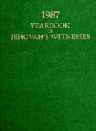 1987 Yearbook of Jehovah's Witnesses
