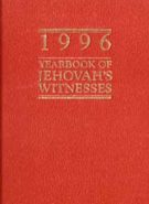 1996 Yearbook of Jehovah's Witnesses