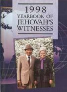 1998 Yearbook of Jehovah's Witnesses