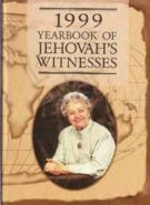 1999 Yearbook of Jehovah's Witnesses
