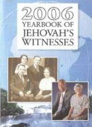 2006 Yearbook of Jehovah's Witnesses