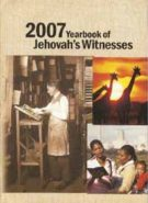 2007 Yearbook of Jehovah's Witnesses