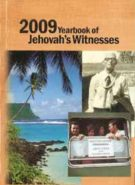 2009 Yearbook of Jehovah's Witnesses