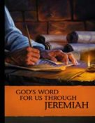 jr-E God's Word For Us Through Jeremiah (2010) PDF