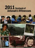 2011 Yearbook of Jehovah's Witnesses