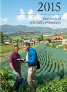 2015 Yearbook of Jehovah's Witnesses