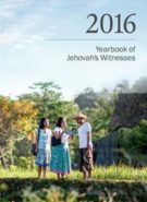 2016 Yearbook of Jehovah's Witnesses (October 2015)