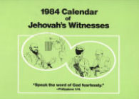 1984 Calendar of Jehovah's Witnesses