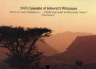 1993 Calendar of Jehovah's Witnesses