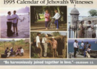 1995 Calendar of Jehovah's Witnesses