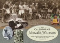 2001 Calendar of Jehovah's Witnesses