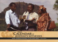 2009 Calendar of Jehovah's Witnesses