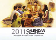 2011 Calendar of Jehovah's Witnesses
