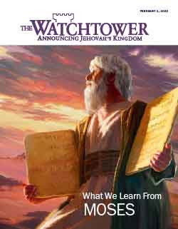 The Watchtower 2013 February 1 image