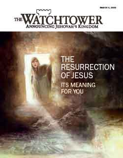 The Watchtower 2013 March 1 image