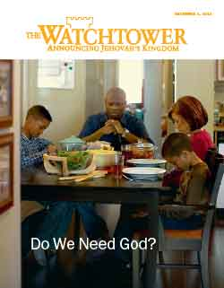 The Watchtower 2013 December 1 image