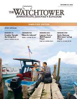 The Watchtower 2013 Simplified October 15 image