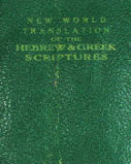 New World Translation of the Hebrew & Greek Scriptures (Fatboy)