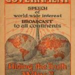 Government Hiding the Truth Why? (1935)
