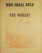 Who Shall Rule The World? (1935)