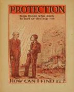 Protection from those who seek to hurt or destroy me How Can I Find It? (1936)