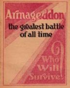 Armageddon the greatest battle of all time Who Will Survive? (1937)