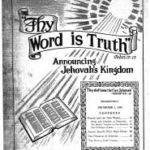 Thy Word is Truth (1943)