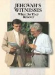 Jehovah's Witnesses What Do They Believe? (1992) T-18-E