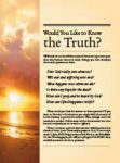 Would You Like to Know the Truth? (2008)