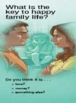 What is the key to happy family life? (February 2014) T-32-E