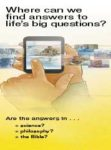 Where can we find answers to life's big questions? (February 2014) T-37-E