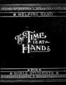 The Time is at Hand (1889) PDF