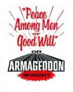 """Peace Among Men of Good Will"" or Armageddon Which? (1964)"