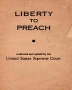 Liberty to Preach (1939)
