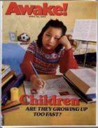 Awake! April 22 2003