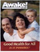 Awake! June 8 2001