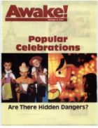 Awake! October 8 2001