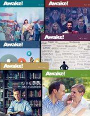 Awake! 2016 Volume