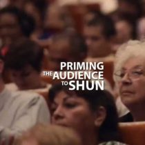 Priming the Audience to Shun image